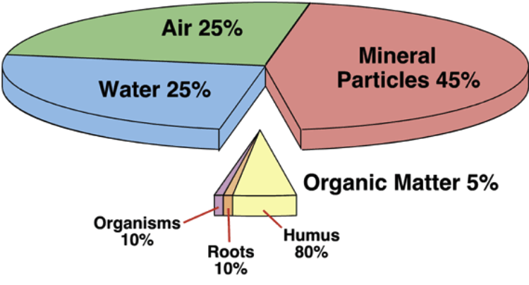 Prescription soil analysis llc nutrient availability for What is soil made from